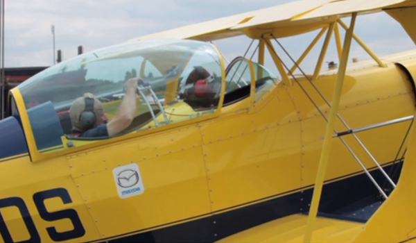 Aerobatics with Khalid