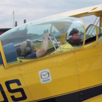 Aerobatics with Khalid